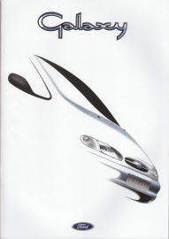 Galaxie MPV brochure, 50 pages, 01/1997, French language (Suisse)