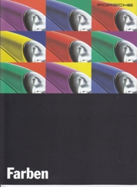 Farben (colours) brochure, 12 pages, 08/94, German