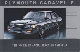 Caravelle, US postcard, continental size, 1986