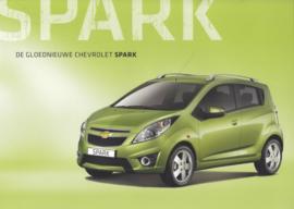 Spark brochure, 6 pages, 11/2009, Dutch language