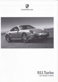 911 Turbo pricelist, 58 pages, 12/2005, German