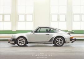 911 Turbo, continental size postcard, Bildermeister, 03/2015
