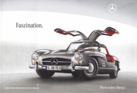 Museum & classics brochure with history, 8 pages, 12/2009, German language