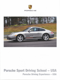 Driving Experience brochure 2009, 8 pages, MKT 001 152 08, USA, English