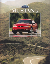 Mustang, 12 pages, English language, 8/1995, # 358