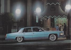 Sedan De Ville, large size US postcard, 1977
