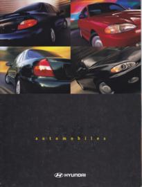 Program USA brochure, 16 pages, 1997, English language