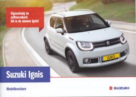 Ignis brochure, 28 pages, #41216, 2017, Dutch language