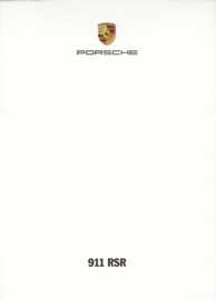 911 RSR, A6-size set with 10 postcards in white cover, 2013, WDMZ 7701 0009 00