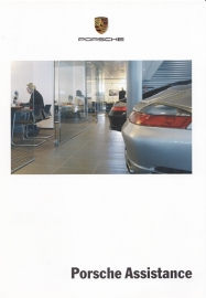 Assistance brochure, 6 pages, STR 70000010, about 2007, Swedish language