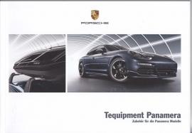 Panamera Tequipment brochure, 88 pages, 04/2015, German