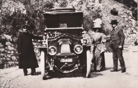 Renault 40 HP, Spanjersberg, Car museum Driebergen, date 363, # 43