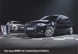 1er Limited Sport Edition, large size postcard, 18 x 12,5 cm, German