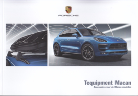 Macan Tequipment brochure , 80 pages, 04/2016, Dutch