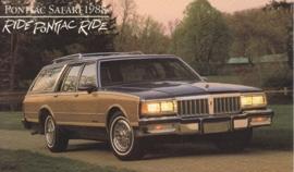 Safari Wagon, 1988, standard-size, USA