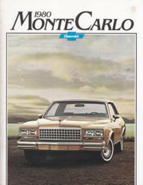 Monte Carlo Coupé, 16 pages, 08/1979, English language, USA
