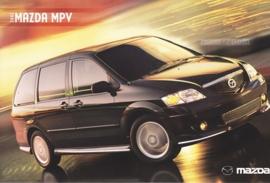 MPV, 2003, US postcard, A5-size