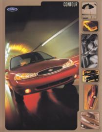 Contour leaflet, 2 pages, English language, 2000, USA