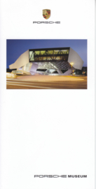 Museum brochure, 6 pages, about 2016, English language