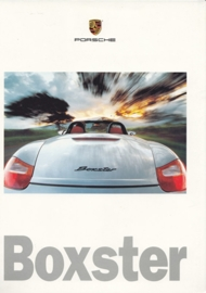 Boxster brochure, 30 pages, US market, 2000, English