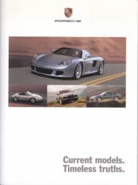 Program brochure 2004, 40 pages, MKT 001 00014 04, USA, English