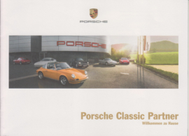 Classic Partner brochure, 12 pages, 09/2017, German (Swiss)
