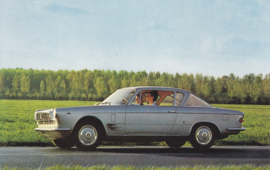 2300 S Coupé, standard size, Italian postcard, undated, about 1967