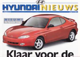 Program newspaper, 8 pages, 1996, Dutch language
