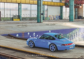 911 Carrera, continental size postcard, Bildermeister, 07/2013