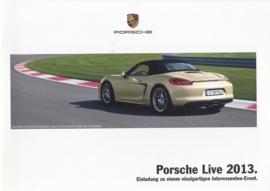 Leipzig Live brochure, 12 pages, 01/2013, German language