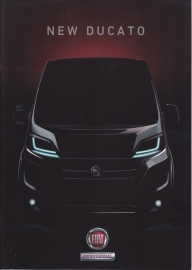 Ducato brochure, 28 pages (A4), 04/2013, English language