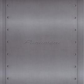 Panamera new model intro brochure, 8 pages, 2016, German language