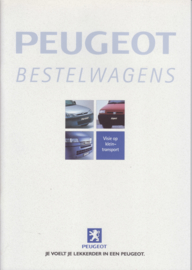 Commercials program brochure, 32 pages, A4-size, about 2000, Dutch language