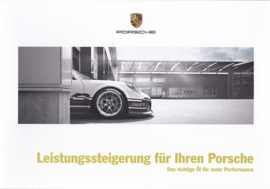 Performance Oil - Mobil 1, 12 pages, 11/2013, German language