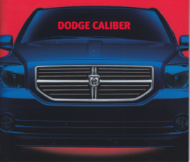 Caliber Concept brochure, 26 pages, Belgium, Dutch & French language, 2006