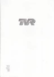 Program brochure, 8 pages, English language, about 2003 *