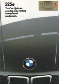 525e brochure, 26 pages, 1/1984, Dutch language