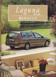 Laguna Break brochure, 48 pages, 01/1997, Dutch language