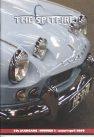 The Spitfire club magazine,  A5-size, 52 pages, Dutch language, issue 2 (2009)