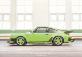 911 Turbo, continental size postcard, Bildermeister, 01/2013