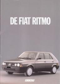Ritmo brochure, 20 pages (A4), 12/1986, Dutch language