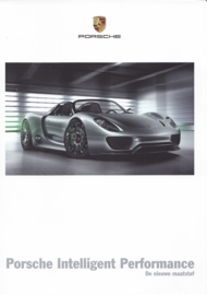 Porsche Intelligent Performance with 918, 28 pages, 03/2010, Dutch language