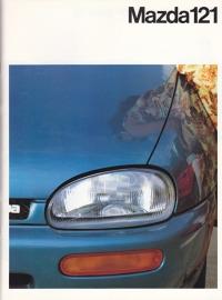 121 brochure, 14 pages, 03/1992, Dutch language