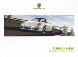 Spring Awakening brochure, 32 pages, 02/2011, German language