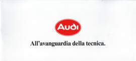 Program 1992 brochure, 24 smaller pages, 03/1992, Italian language