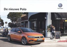 Polo brochure, A4-size, 16 pages, 08/2017, Dutch language