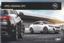 Insignia OPC brochure, 32 pages, 11/2015, Dutch language