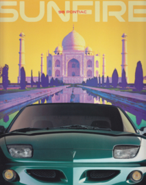 Sunfire 1998 models, 16 pages, USA