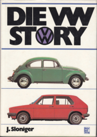 Die VW Story by J. Sloniger,  290 pages, German language, ISBN 3-87943-737-8 (1981)