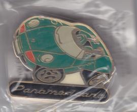 Porsche Panamericana pin